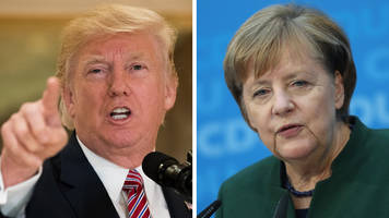 Nato summit: Trump urges members urged to double defence spending