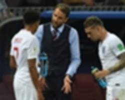 England's semi-final nightmare continues with Croatia defeat