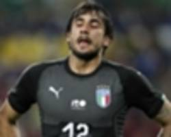 Perin wasn't expecting to play alongside Ronaldo at Juventus