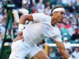 rafael nadal stages superb fightback to beat juan martin del potro and reach last four at wimbledon