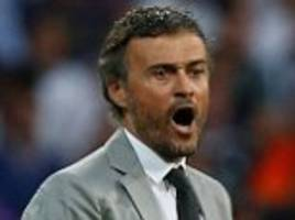 'i will not change': spain boss luis enrique insists he won't bow to critics