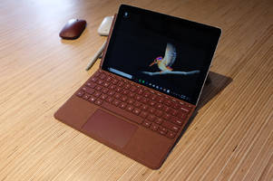 Will Microsoft's Latest Surface Model Take On the iPad?