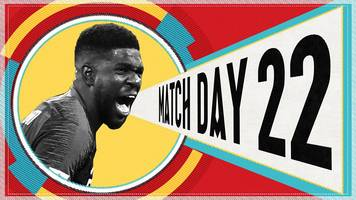 World Cup catch-up: Umtiti scores as France reach final & Drake and Timberlake back England