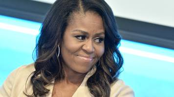 school pupils secure michelle obama dinner date