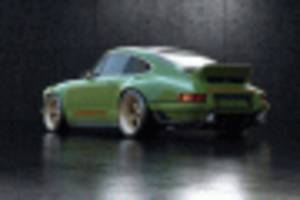 the road to building the singer-williams 911 lightweight restoration