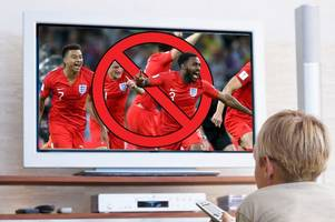 Children banned from Derby family pub for tonight's England game