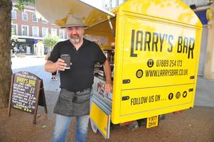 hull's yellow van man on 'drug zombies', coffee and what it's really like to run city centre business