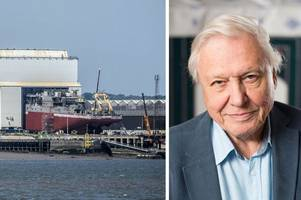 rrs sir david attenborough (or is it boaty mcboatface?) set to be launched