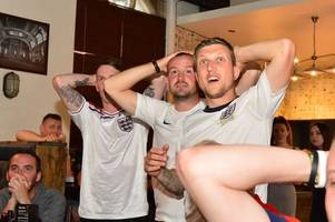 england fans distraught after world cup semi-final defeat against croatia