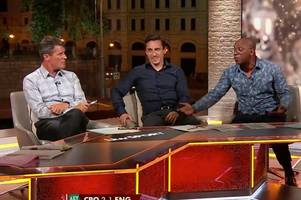 Roy Keane slaughters Ian Wright in extraordinary on-air row after England World Cup exit
