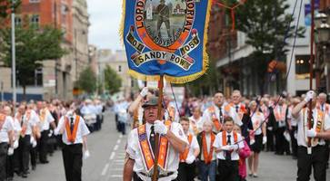 Twelfth: Pictures and videos as Northern Ireland turns out for annual parades