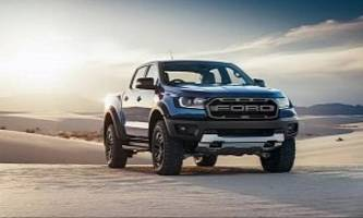 new ford ranger raptor coming to the uk in early 2019
