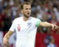 Neville suspects England striker Kane carried injury at World Cup