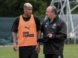Kenedy fits right in at Newcastle as winger, Yedlin and Ritchie have bleach blonde barnets