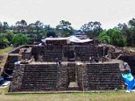 Mexico's killer quake revealed unknown temple built inside a pyramid