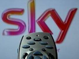 hedge funds grab a giant stake in sky as fox's offer is beaten by universal's £26bn bid