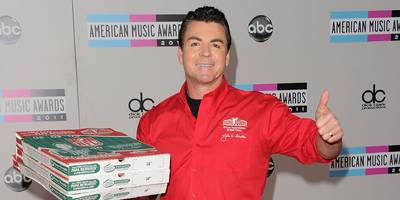 Papa John's is surging after founder John Schnatter resigns from board and apologizes for using a racial slur (PZZA)