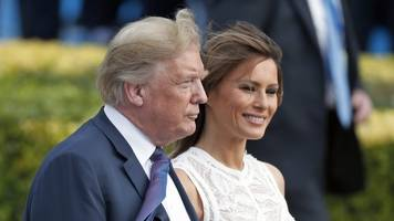 News Daily: Trump visit and England's World Cup misery