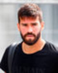 liverpool transfer news: sky sports provide major alisson update, real madrid on red alert