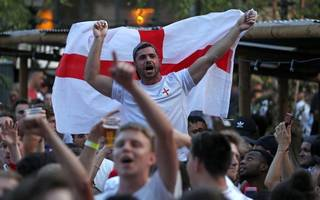 england may be out, but pubs are still big world cup winners