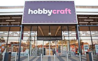 hobbycraft defies retail gloom with eighth consecutive year of sales growth
