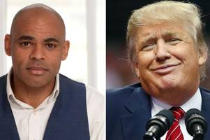 i'm proud of anti-trump protestors bringing bristol city centre to a standstill says mayor marvin rees