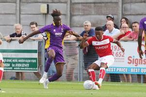 From Fulham to Cheltenham Town, via Chelsea, Southampton and Leicester City - the Joshua Debayo story