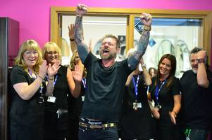 Celebrity hairdresser Lee Stafford says students will be a 'cut above' at new college training academy