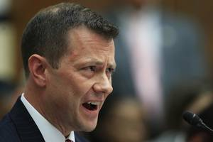 FBI Agent Strzok Defends Himself Against GOP Accusations of Bias From Text Messages
