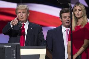 Manafort Loses VIP Jail Perks, Prosecution Has Evidence Reaching Back to the 1980s