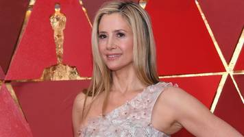 Mira Sorvino: Casting director gagged me with condom when I was 16