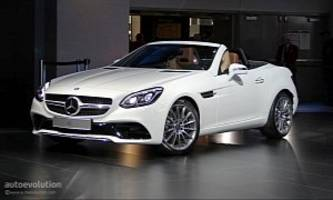 mercedes-amg sports car to rival porsche cayman will have roadster version