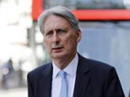 Philip Hammond DEFENDS the Brexit plan from City of London criticism