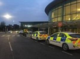 teenager dies in hospital after falling 60ft from john lewis balcony