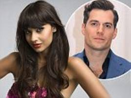 Jameela Jamil slams Henry Cavill after #MeToo comments