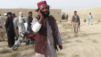 pakistan election: more than 100 die in bomb attacks on poll rallies