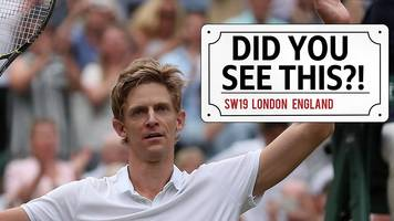 Wimbledon 2018: Kevin Anderson's incredible recovery on way to winning epic semi-final