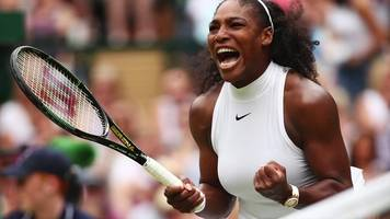 Serena Williams in two minutes
