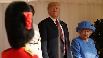 Trump on the Queen: 'She's never made a mistake'