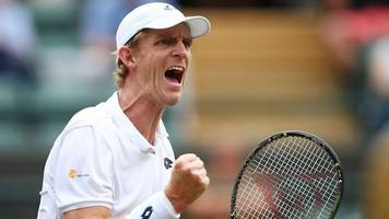 Wimbledon 2018: Kevin Anderson wins record-breaking semi-final