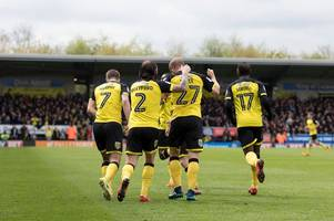 burton albion will focus on their own threats and not others' in league one