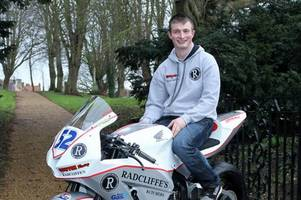 tragedy as driffield biker james cowton, 25, dies in isle of man road race crash
