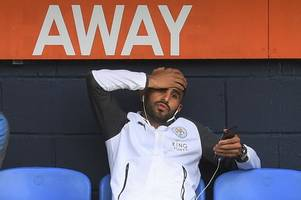 two versions of riyad mahrez will be remembered by leicester city