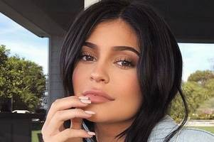 Kylie Jenner blasted by fans after piercing five-month-old daughter Stormi's ears