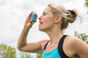 Storms could trigger potentially fatal 'thunder fever' asthma suffers have been warned