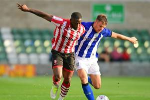 akinde and andrade impress as lincoln city suffer narrow loss to sheffield wednesday