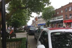 brentwood is parking fine capital of south essex as fines for motorists leap 20 per cent