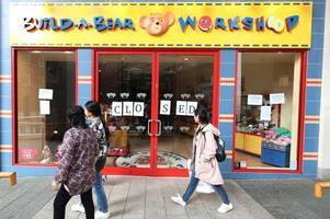 shoppers: 'why haven't we got a build-a-bear at the potteries shopping centre?'