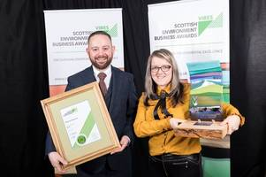 biscuit company shortlisted for national environment award
