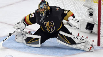 Golden Knights, Marc-Andre Fleury Agree To Three-Year Contract Extension